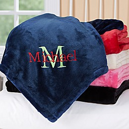 All About Me Fleece Blanket
