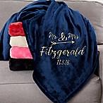 Sparkling Love 60-Inch x 80-Inch Fleece Blanket