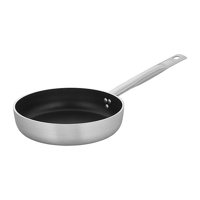 Alternate image 1 for Ballarini Professionale 4500 Nonstick 9.5-Inch Aluminum Saute Pan in Silver/Black