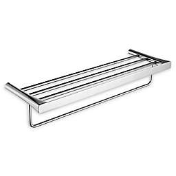 ANZZI™ Caster 3-Series Towel Rack in Polished Chrome