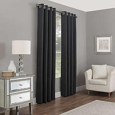Madeira Grommet 100% Blackout Window Curtain Panel
