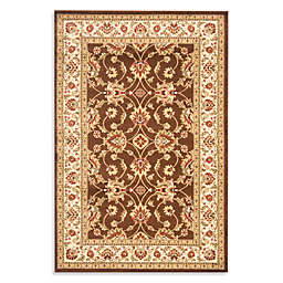 Safavieh Vanity Brown/Ivory Rug