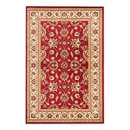 Safavieh Vanity Red/Ivory Rug