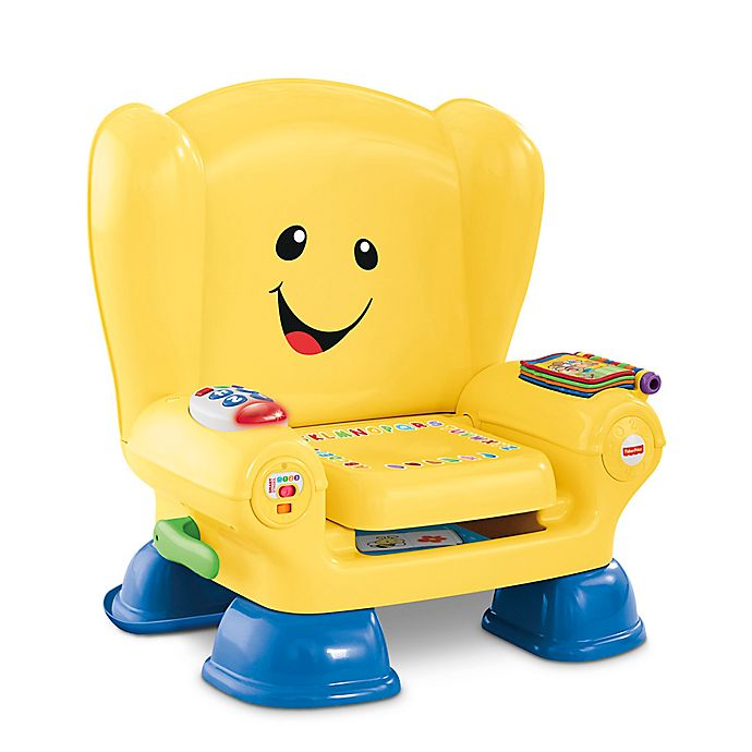 Alternate image 1 for Fisher-Price® Laugh & Learn® Smart Stages™ Chair