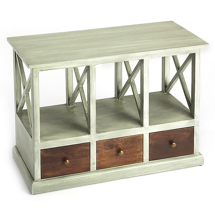 Alternate image 1 for Butler Specialty Company Whitaker Console in Grey