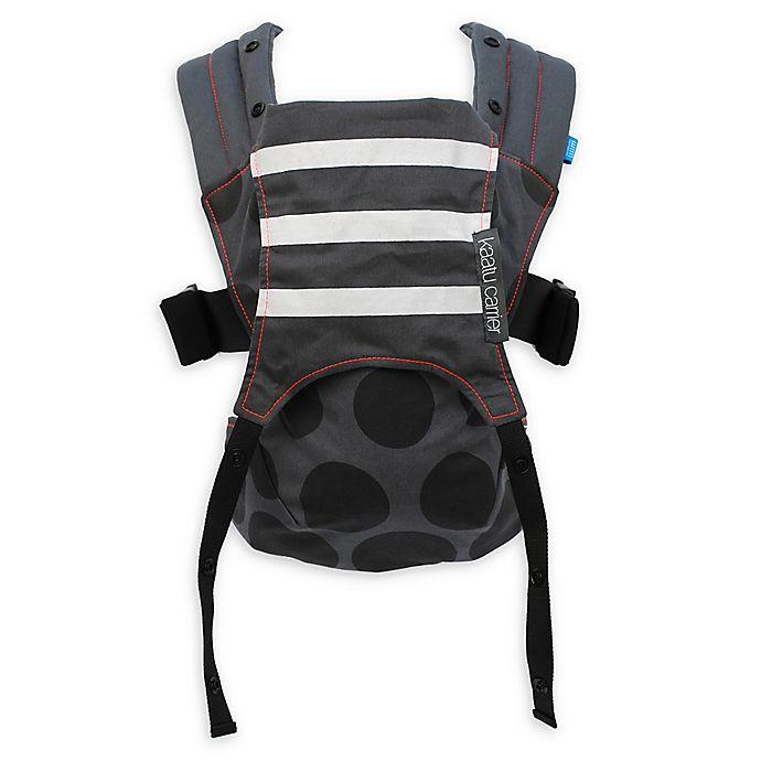 Alternate image 1 for WeMadeMe® Venture Multi-Position Baby Carrier in Black