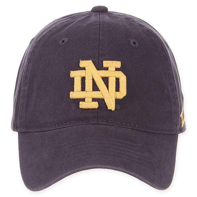 6dbd23c7d36807 University of Notre Dame Washed Unstructured Adjustable Hat | Bed ...
