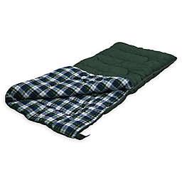 Stansport® Weekender Sleeping Bag in Green