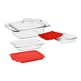 Pyrex® Easy Grab™ Glass Bakeware