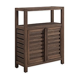 Haven™ No Tools Bamboo Floor Cabinet
