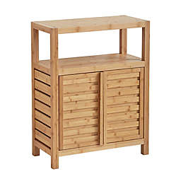 Haven Bamboo Floor Cabinet