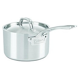 Viking® Professional 5-Ply Stainless Steel Covered Saucepan