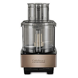 Cuisinart® 14-Cup Food Processor in Umber