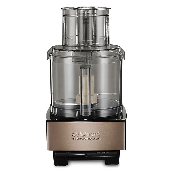 Alternate image 1 for Cuisinart® 14-Cup Food Processor in Umber