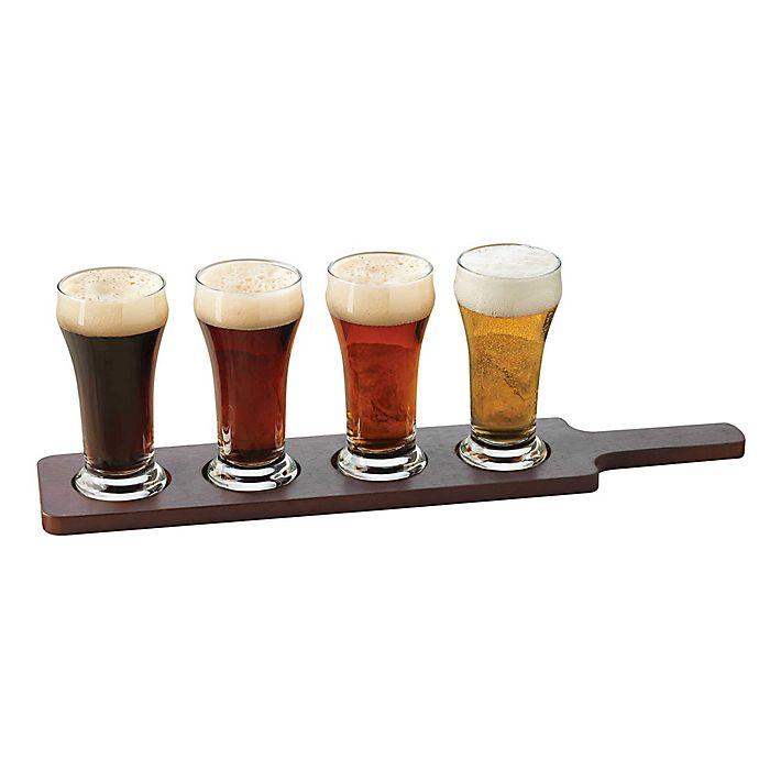 Alternate image 1 for Libbey® Craft Brews 5-Piece Beer Flight Set