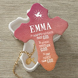 My Blessing Cross Jewelry Box