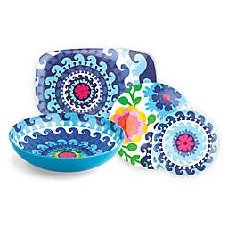 French Bull® Sus Multicolor Floral Dinnerware Collection
