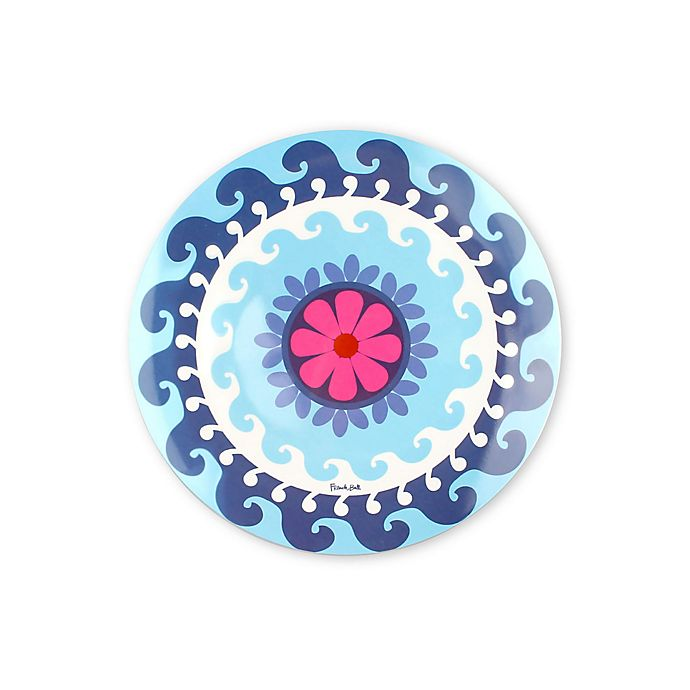 Alternate image 1 for French Bull® Sus Multicolor Salad Plates (Set of 4)