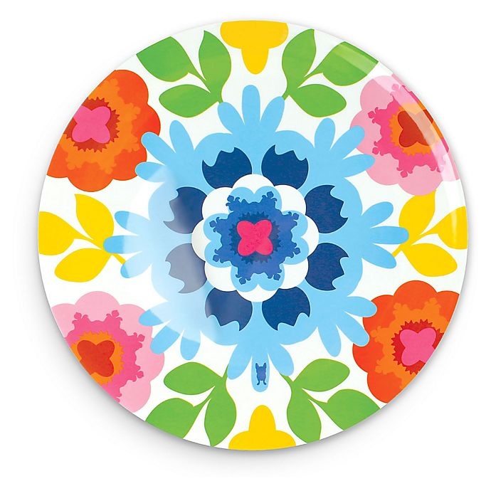 Alternate image 1 for French Bull® Sus Multicolor Round Platter