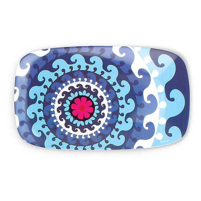 Alternate image 1 for French Bull® Sus Multicolor Rectangular Platter