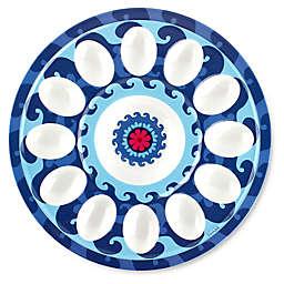 French Bull® Sus Multicolor Egg Platter