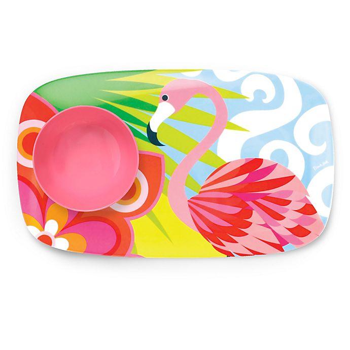 Alternate image 1 for French Bull® Tropic Fantasia Rectangular Platters (Set of 2)
