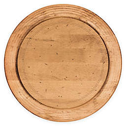 J.K. Adams Co. Artisan 13-Inch Round Bread and Oil Maple Cutting/Serving Board in Ash