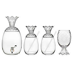 Pineapple Crystal Drinkware Collection