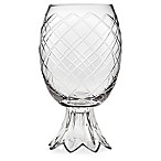 Pineapple Stemless Crystal Tumbler