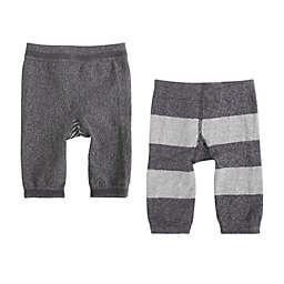 Cuddl Duds® 2-Pack Pants in Grey