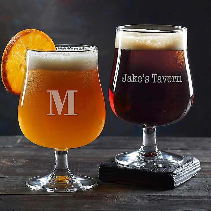 Alternate image 1 for Classic Celebrations Belgium Craft Beer Glass