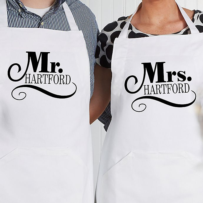 Alternate image 1 for The Happy Couple Apron