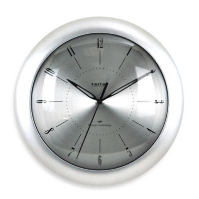 Firstime 174 Silent Plasma Wall Clock Bed Bath Amp Beyond