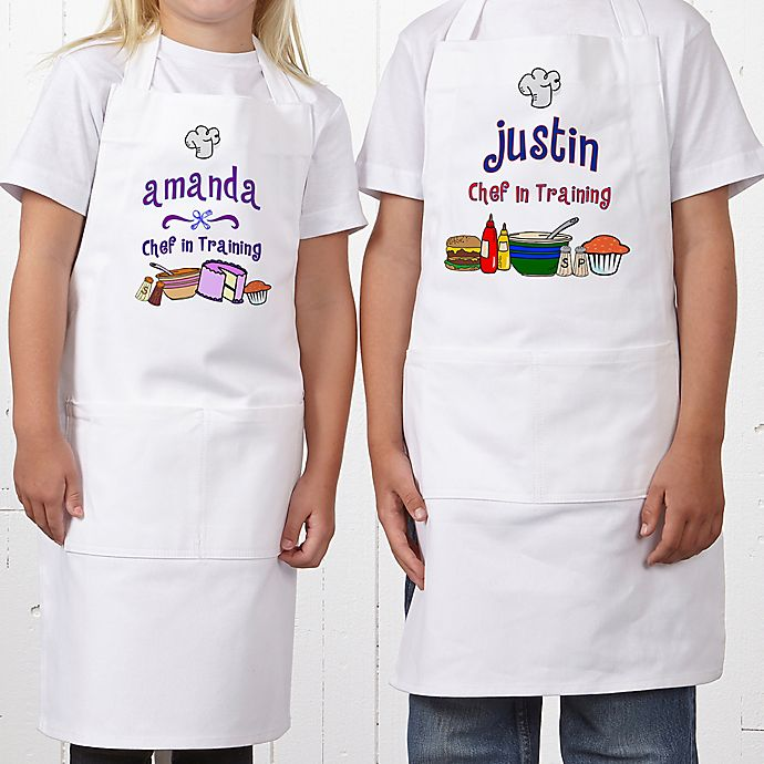 Alternate image 1 for Junior Chef Youth Apron