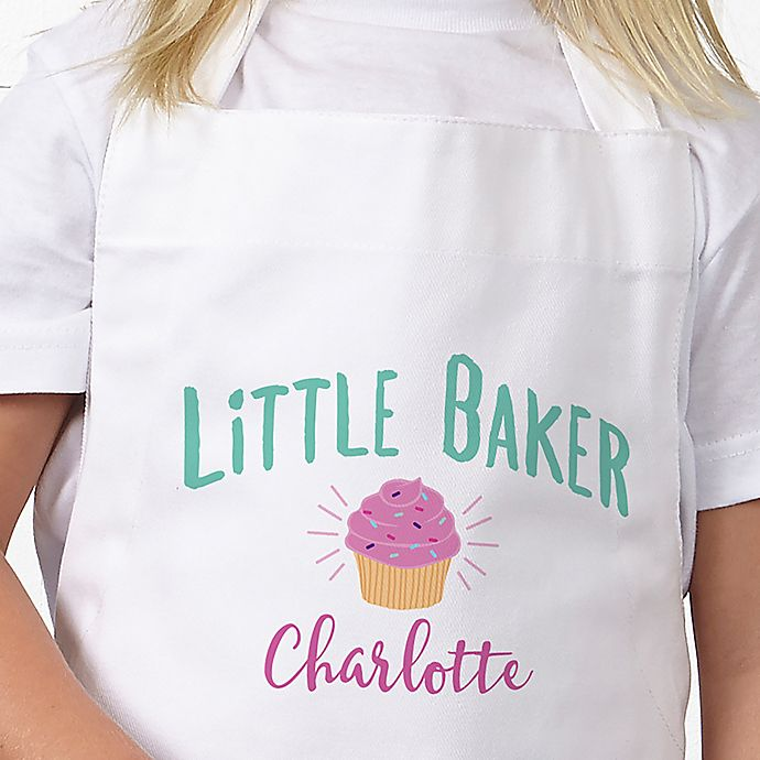 Alternate image 1 for Little Baker Youth Apron