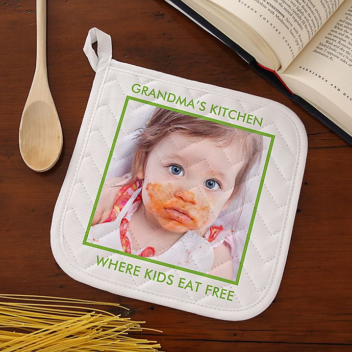 Alternate image 1 for Picture Perfect Potholder