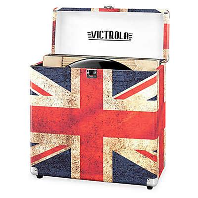 Victrola™ Vinyl Turntable Record Storage Case