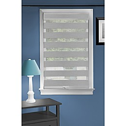 Celestial Sheer Double Layer 72-Inch Length Cordless Shade