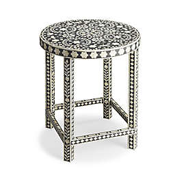 Butler Specialty Company Gillian Bone Inlay Accent Table