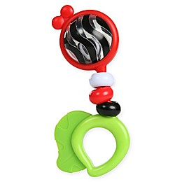 Baby Einstein™ Bright Bold Rattle & Teether™ High Contrast Toy