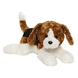 GUND® Russet Beagle Plush Toy in Brown