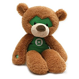 GUND® DC Comics Fuzzy Green Lantern Plush Toy