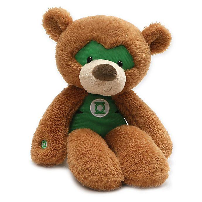 Alternate image 1 for GUND® DC Comics Fuzzy Green Lantern Plush Toy