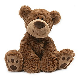 GUND® Grahm Bear 12-Inch Plush Toy in Brown
