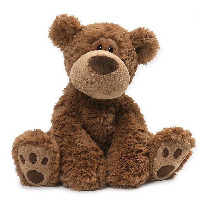 Alternate image 1 for GUND® Grahm Bear 12-Inch Plush Toy in Brown