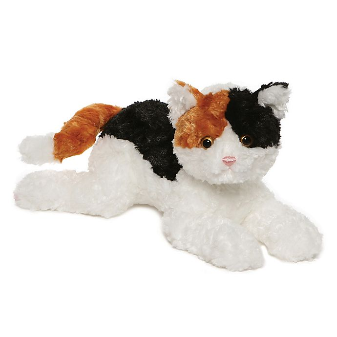 Alternate image 1 for GUND® Chelsea Calico Cat Plush Toy