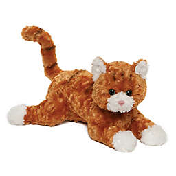 GUND® 14-Inch Sienna Tabby Kitty Plush Toy in Orange