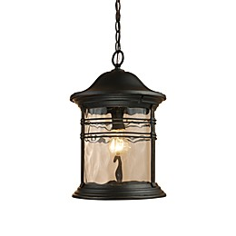 ELK Lighting Madison 1-Light Outdoor Pendant Lamp