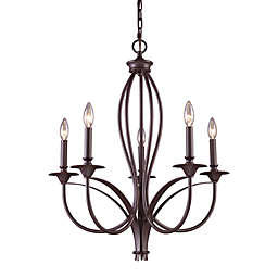 Elk Lighting Medford Chandelier