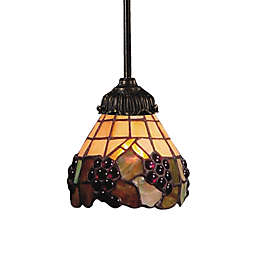 ELK Lighting 1-Light Mix-N-Match Pendant Lamp in Grapevine